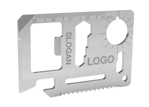 Kit - Branded Credit Card Multi Tool