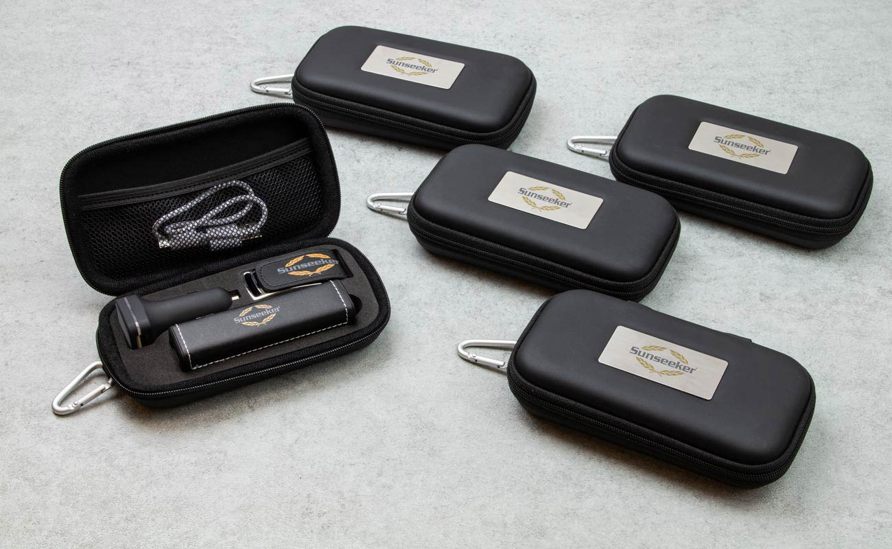 Leather M - USB Promotional, Credit Card Power Bank and Promotional Car Charger